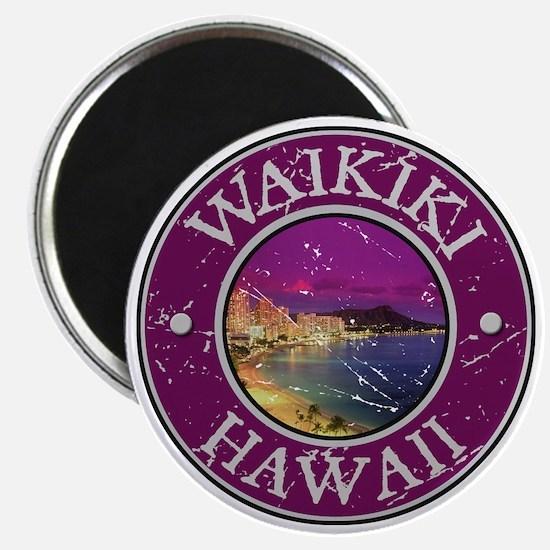 Waikiki, Hawaii Magnet