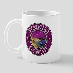 Waikiki, Hawaii Mug