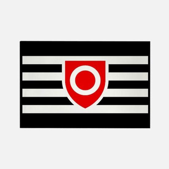 Ownership Flag - Rectangle Magnet