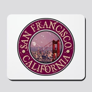 San Francisco, California Mousepad