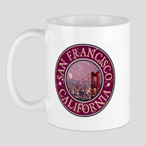 San Francisco, California Mug