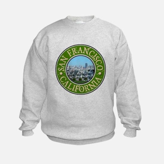 San Francisco, California Sweatshirt