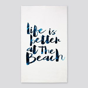 Better At The Beach II Area Rug