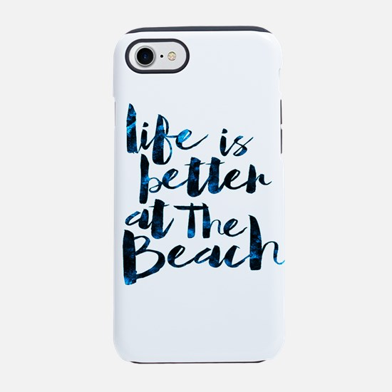 Better At The Beach II iPhone 7 Tough Case