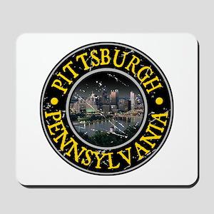 Pittsburgh, Pennsylvania Mousepad