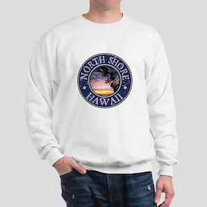 North Shore, Hawaii Sweatshirt