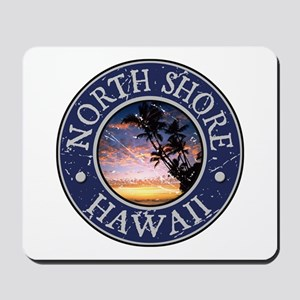 North Shore, Hawaii Mousepad