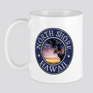 North Shore, Hawaii Mug