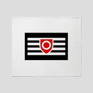 Ownership Flag - Throw Blanket