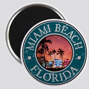 Miami Beach, Florida Magnet