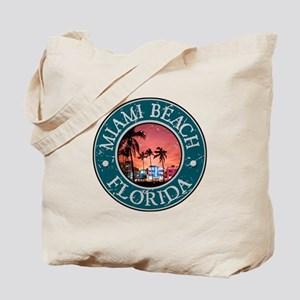 Miami Beach, Florida Tote Bag