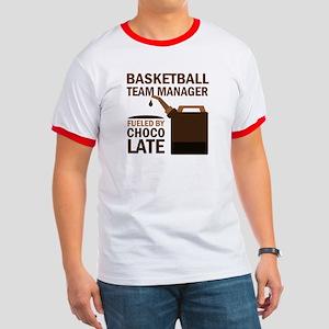Basketball Team Manager Gift Ringer T
