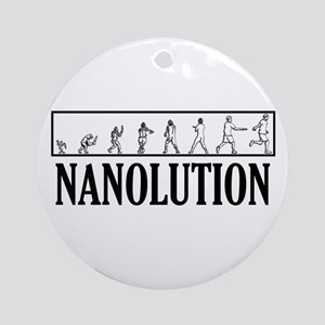 Nanolution Ornament (Round)