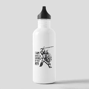 I'm gonna go Viking Stainless Water Bottle 1.0L