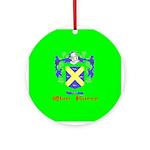 Clan Furey Ornament (Round)