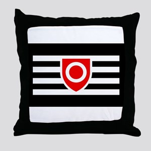 Ownership Flag - Throw Pillow