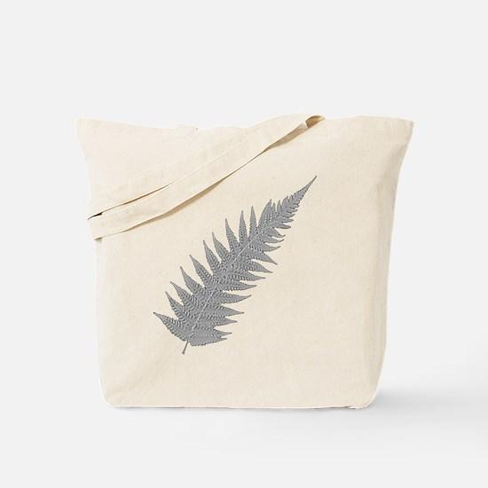 Silver Fern Aotearoa Tote Bag