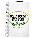 Dolla Dolla Bill Y'all Journal