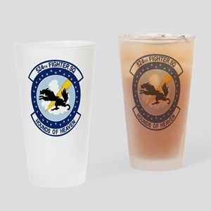 524th Fighter Squadron Drinking Glass
