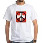 Peace flag White T-Shirt