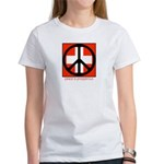 Peace flag Women's T-Shirt