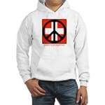 Peace flag Hooded Sweatshirt