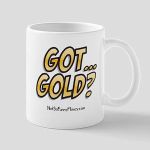 Got Gold 01 Mug
