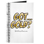 Got Gold 01 Journal