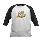 Got Gold 01 Kids Baseball Jersey