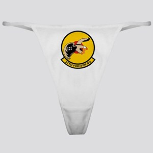27th Fighter Squadron Classic Thong