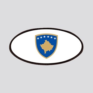 Kosovo Coat of Arms Patches