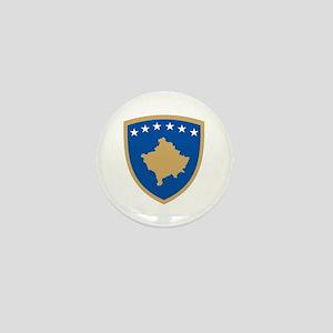 Kosovo Coat of Arms Mini Button