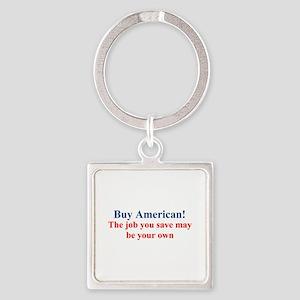 Buy American Keychains