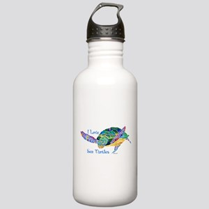 Beautiful Sea Turtle Stainless Water Bottle 1.0L