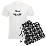 Got Silver 01 Men's Light Pajamas