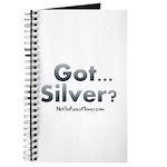 Got Silver 01 Journal