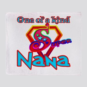S NANA Throw Blanket