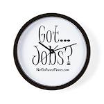 Got Jobs 01 Wall Clock