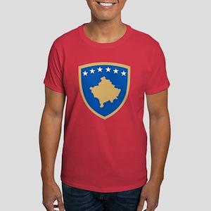 Kosovo Coat of Arms Dark T-Shirt