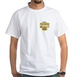 Got Precious Metals 01 White T-Shirt