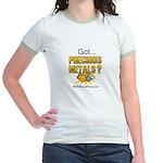 Got Precious Metals 01 Jr. Ringer T-Shirt