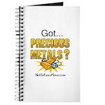 Got Precious Metals 01 Journal