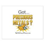 Got Precious Metals 01 Small Poster