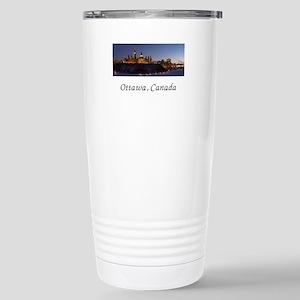 Ottawa Skyline Stainless Steel Travel Mug