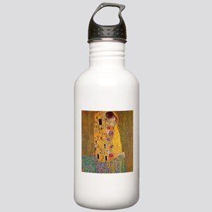 The Kiss by Klimt Stainless Water Bottle 1.0L