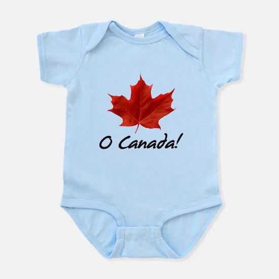 O Canada Infant Bodysuit