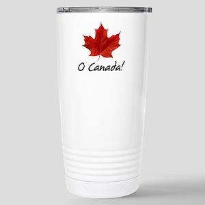O Canada Stainless Steel Travel Mug