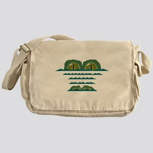 Big Croc Messenger Bag
