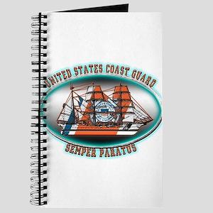 USCG Coast Guard Eagle Journal