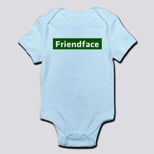IT Crowd - Friendface Infant Bodysuit